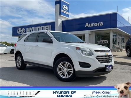 2016 Chevrolet Equinox LS (Stk: 227861) in Aurora - Image 1 of 20