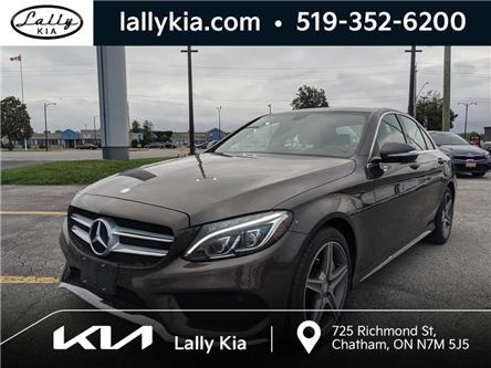 2015 Mercedes-Benz C-Class Base (Stk: K4216) in Chatham - Image 1 of 16