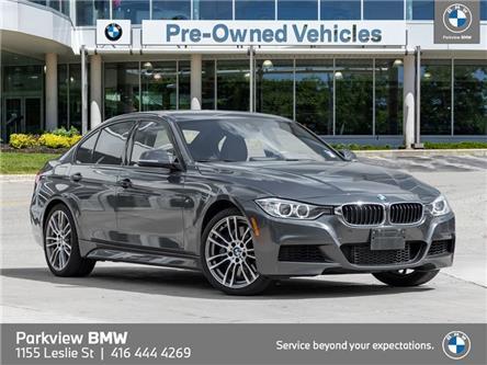 2014 BMW 335i xDrive (Stk: 56047AA) in Toronto - Image 1 of 24