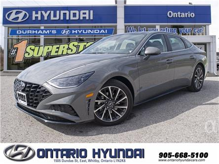 2021 Hyundai Sonata Ultimate (Stk: 126086) in Whitby - Image 1 of 27