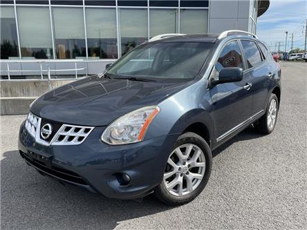2013 Nissan Rogue FWD SV toit ouvrant! (Stk: 21555A) in Salaberry-de-Valleyfield - Image 1 of 10