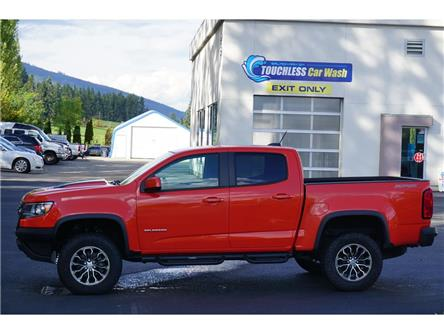 2019 Chevrolet Colorado ZR2 (Stk: P3781A) in Salmon Arm - Image 1 of 14
