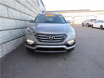 2018 Hyundai Santa Fe Sport Ultimate, Leather, Loaded (Stk: D10769A) in Fredericton - Image 1 of 22