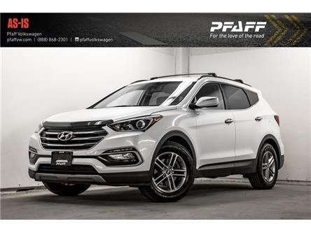 2017 Hyundai Santa Fe Sport 2.4 SE (Stk: V6134A) in Newmarket - Image 1 of 22
