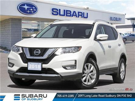 2018 Nissan Rogue SL (Stk: S21165A) in Sudbury - Image 1 of 23