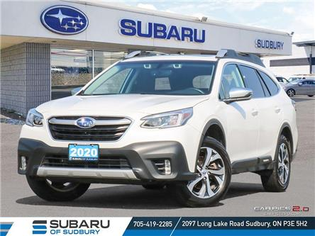 2020 Subaru Outback Premier (Stk: S22004A) in Sudbury - Image 1 of 26