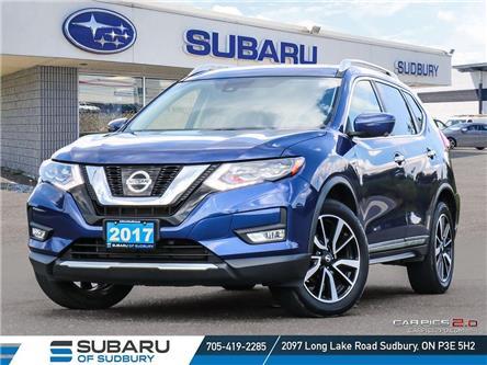 2017 Nissan Rogue SL Platinum (Stk: S21291A) in Sudbury - Image 1 of 24