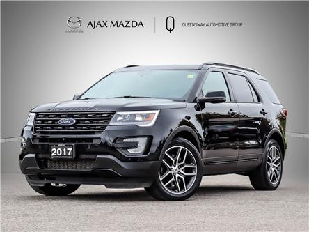 2017 Ford Explorer Sport (Stk: P5923) in Ajax - Image 1 of 30