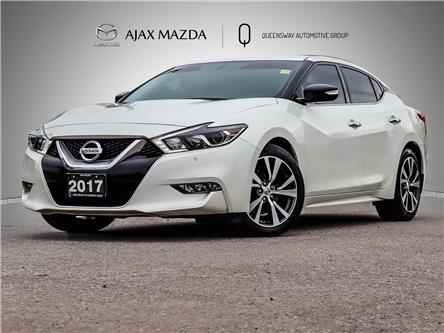 2017 Nissan Maxima  (Stk: P5916) in Ajax - Image 1 of 29