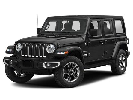 2021 Jeep Wrangler Unlimited Sahara (Stk: 21582) in Mississauga - Image 1 of 9
