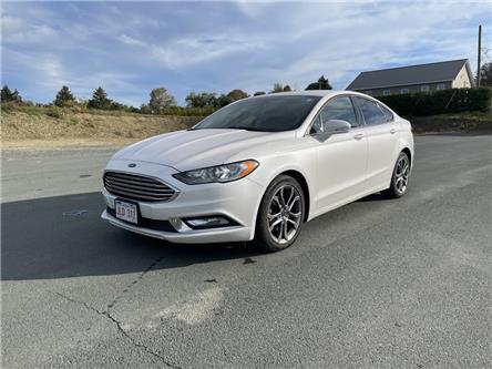 2017 Ford Fusion SE (Stk: ES47A) in Miramichi - Image 1 of 13