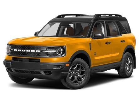 2021 Ford Bronco Sport Badlands (Stk: 21K9025) in Toronto - Image 1 of 9