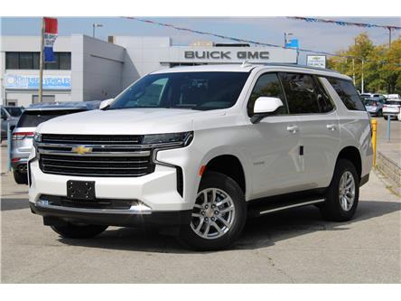 2021 Chevrolet Tahoe LT (Stk: 3166889) in Toronto - Image 1 of 34
