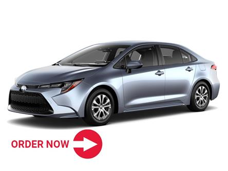 2022 Toyota Corolla Hybrid Base w/Li Battery (Stk: ORDER016) in Hamilton - Image 1 of 4
