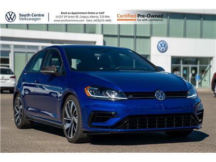 2019 Volkswagen Golf R 2.0 TSI (Stk: U6794) in Calgary - Image 1 of 49