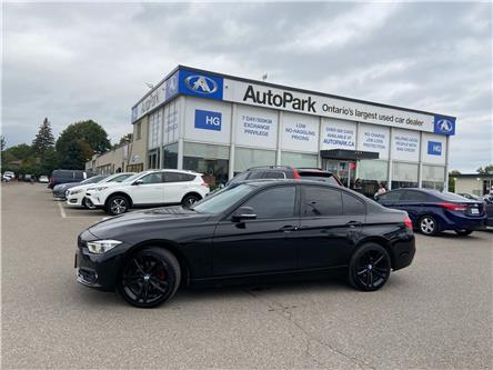 2018 BMW 330i xDrive (Stk: 18-34987) in Brampton - Image 1 of 19