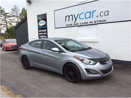 2016 Hyundai Elantra GL (Stk: 210811) in Ottawa - Image 1 of 19