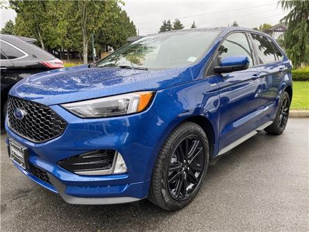 2021 Ford Edge ST Line (Stk: 216891) in Vancouver - Image 1 of 11