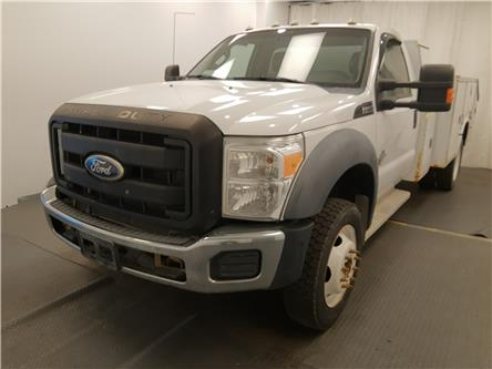 2011 Ford F-550 Chassis XL (Stk: 9595) in Lethbridge - Image 1 of 10