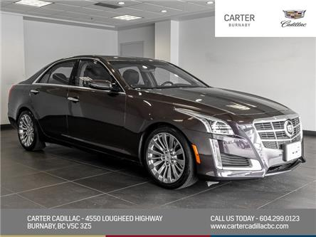 2014 Cadillac CTS 3.6L Luxury (Stk: C1-52251) in Burnaby - Image 1 of 26