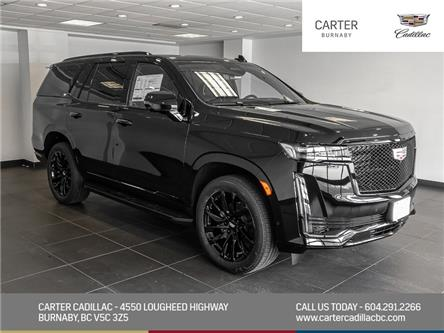 2021 Cadillac Escalade Sport (Stk: C1-62290) in Burnaby - Image 1 of 24
