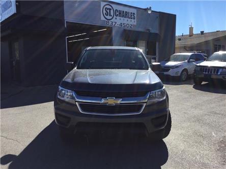 2016 Chevrolet Colorado WT (Stk: ) in Winnipeg - Image 1 of 17