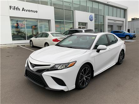 2018 Toyota Camry SE (Stk: 21032A) in Calgary - Image 1 of 17