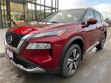 2021 Nissan Rogue Platinum (Stk: T21284) in Kamloops - Image 1 of 29