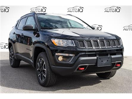 2021 Jeep Compass Trailhawk (Stk: 45168) in Innisfil - Image 1 of 26