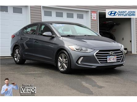 2018 Hyundai Elantra GL (Stk: U3305) in Saint John - Image 1 of 19