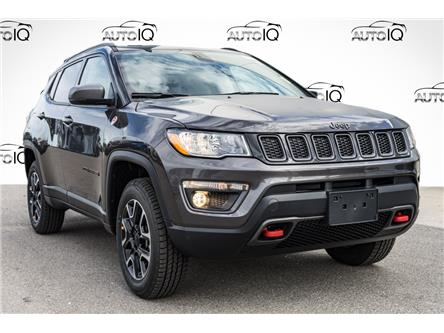 2021 Jeep Compass Trailhawk (Stk: 45156) in Innisfil - Image 1 of 26