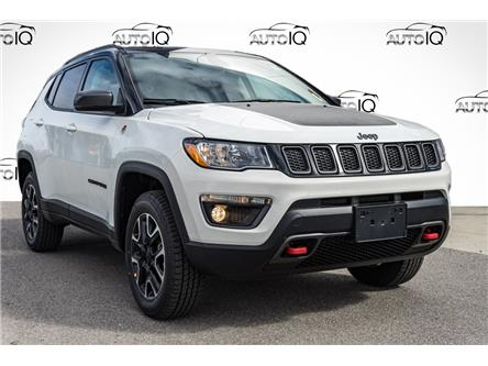 2021 Jeep Compass Trailhawk (Stk: 45153) in Innisfil - Image 1 of 25