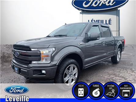 2018 Ford F-150 Lariat (Stk: 21231A) in Saint-Jérôme - Image 1 of 21