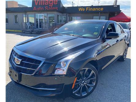 2017 Cadillac ATS 2.0L Turbo Luxury (Stk: P38537C) in Saskatoon - Image 1 of 22