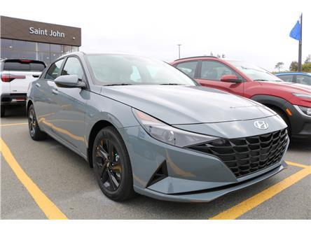 2022 Hyundai Elantra HEV Preferred (Stk: 22038) in Saint John - Image 1 of 2
