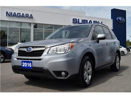 2016 Subaru Forester 2.5i Convenience Package (Stk: Z1991A) in St.Catharines - Image 1 of 24