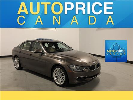 2015 BMW 328i xDrive (Stk: W3092A) in Mississauga - Image 1 of 24