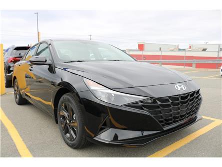 2022 Hyundai Elantra HEV Preferred (Stk: 22045) in Saint John - Image 1 of 3