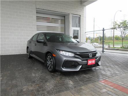 2018 Honda Civic LX (Stk: VA4331) in Ottawa - Image 1 of 13