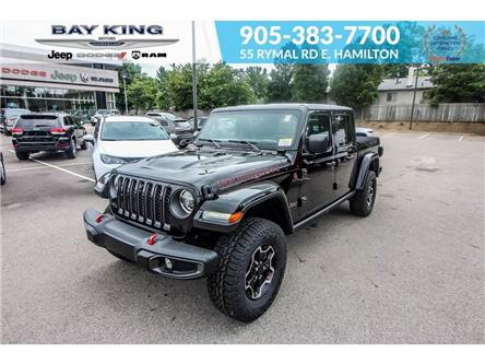 2021 Jeep Gladiator Rubicon (Stk: 217626) in Hamilton - Image 1 of 24