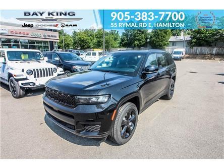 2021 Jeep Grand Cherokee L Laredo (Stk: 217635) in Hamilton - Image 1 of 24