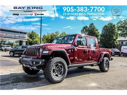 2021 Jeep Gladiator Mojave (Stk: 217641) in Hamilton - Image 1 of 21