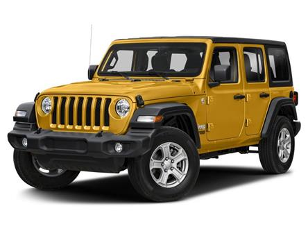2021 Jeep Wrangler Unlimited Sport (Stk: BC0192) in Greater Sudbury - Image 1 of 9