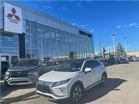 2019 Mitsubishi Eclipse Cross GT (Stk: T22117A) in Edmonton - Image 1 of 25