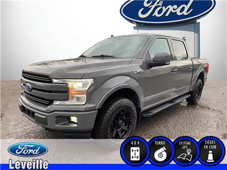 2020 Ford F-150 Lariat (Stk: W1656) in Saint-Jérôme - Image 1 of 21