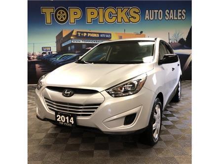 2014 Hyundai Tucson GL (Stk: 873676) in NORTH BAY - Image 1 of 27