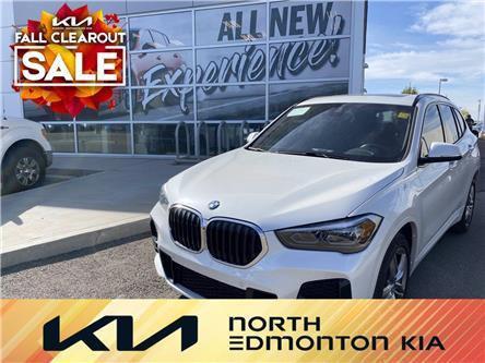 2021 BMW X1 xDrive28i Essential (Stk: U542367) in Edmonton - Image 1 of 23