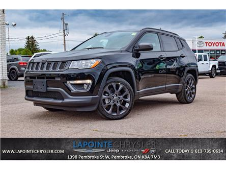 2021 Jeep Compass North (Stk: 21188) in Pembroke - Image 1 of 30