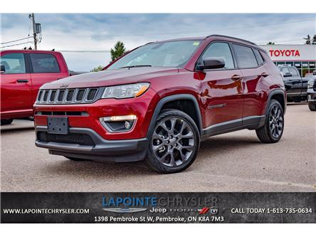 2021 Jeep Compass North (Stk: 21193) in Pembroke - Image 1 of 30