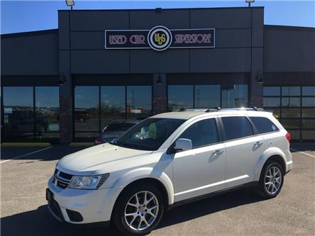 2013 Dodge Journey  (Stk: Uc4190A) in Thunder Bay - Image 1 of 16